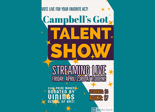 campbells-got-talent-show